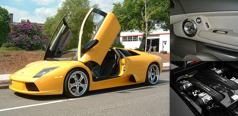 Yellow Murcielago