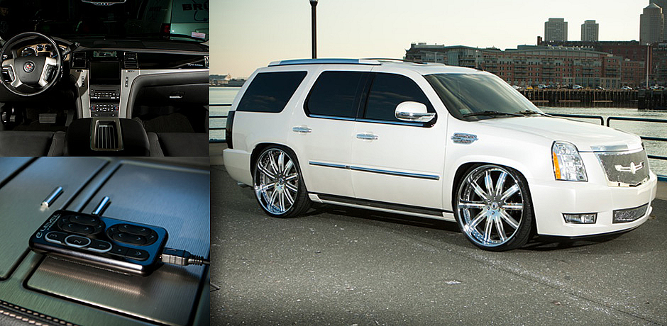 2012 Escalade Platinum Edition